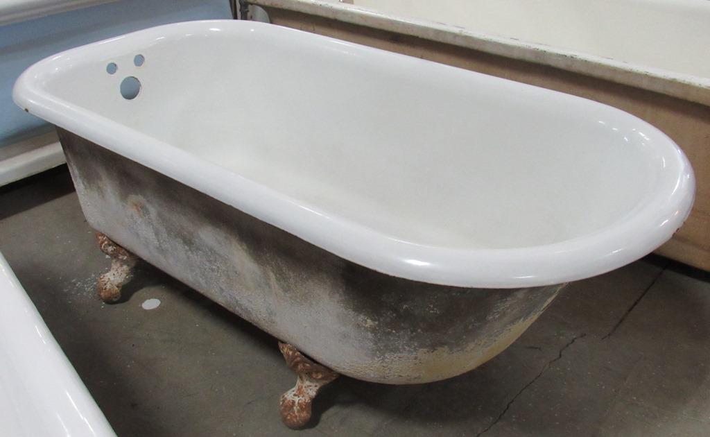 restoring antique bathtubs