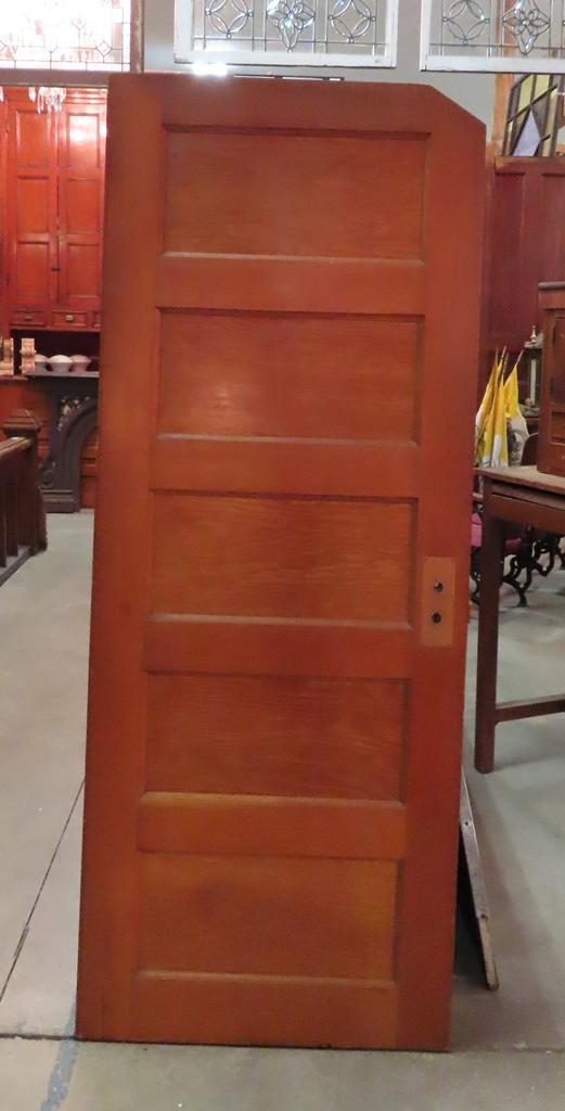 Swinging Pantry Door
