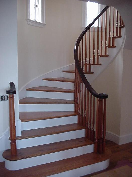 Stair Treads, Risers, Landings, Nosings, And Moldings Milled To Your  Specifications