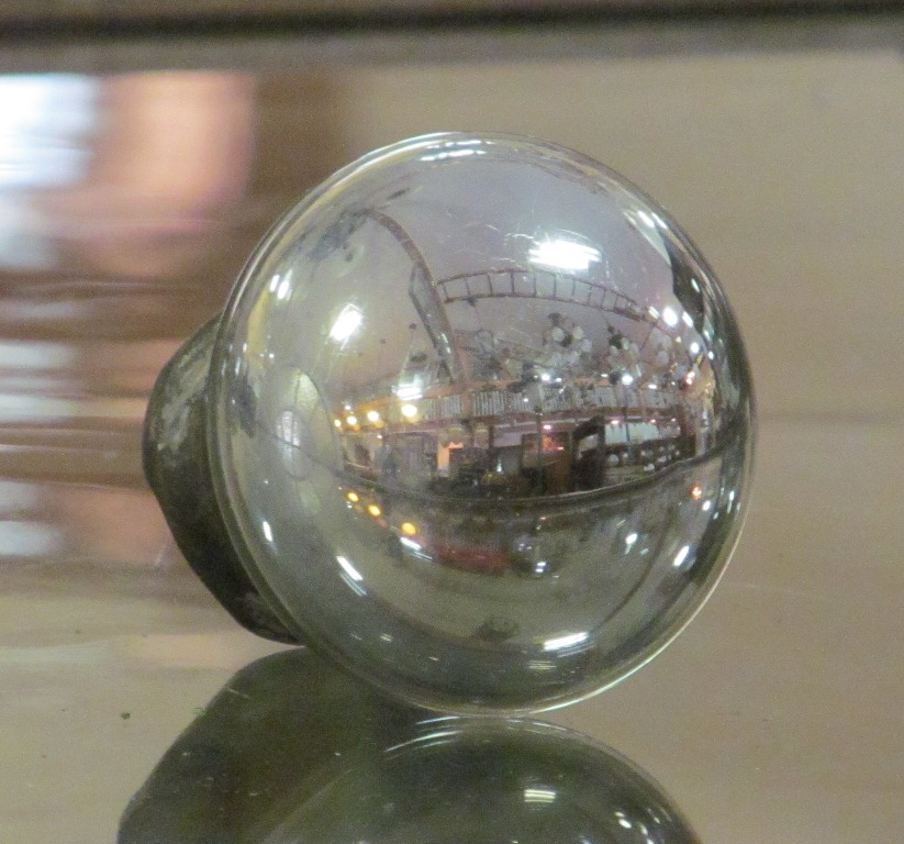 Glass Globe Door Knob nor'east architectural salvage antiques of located south hampton