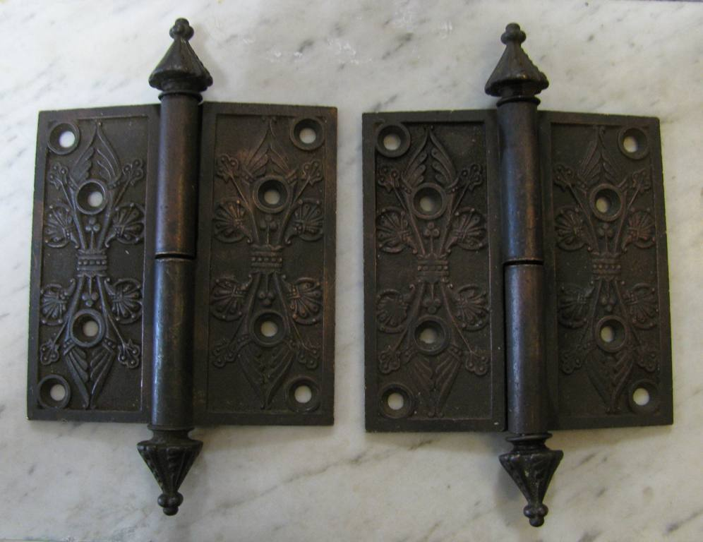 Door Hinges - Page 1 - Nor'east Architectural Salvage Antiques Of South Hampton, Nh