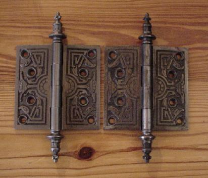 Hinges - Nor'east Architectural Salvage Antiques Of South Hampton, Nh