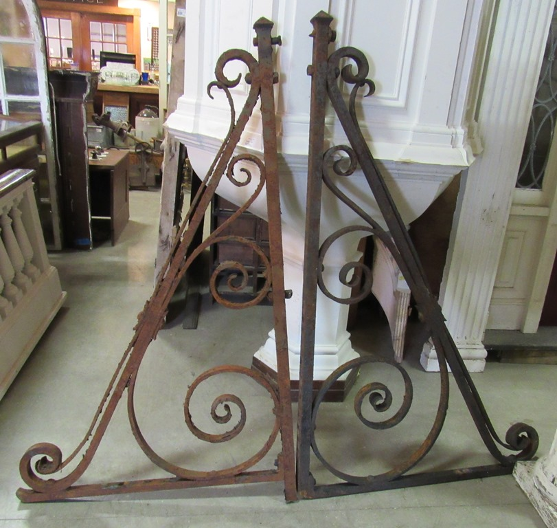 iron railing lot DKTT