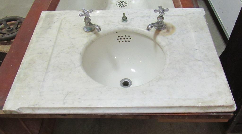 Marble Sink CJT