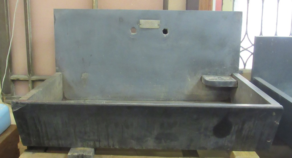 triple basin sink MKJ