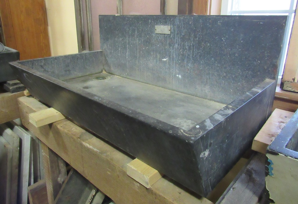 cement sink single bay KJT