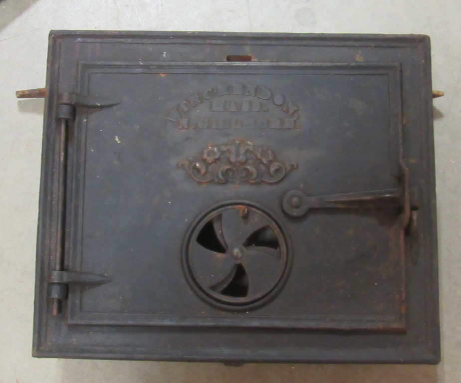 Cast Iron Summer Cover